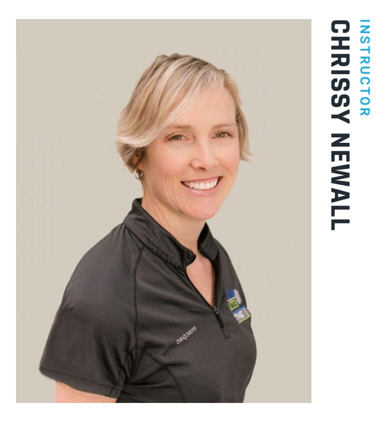 Chrissy Newall